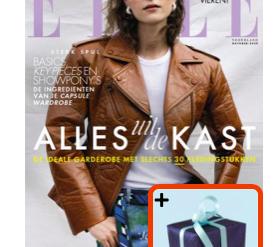 Jan met cadeau: 9 x Jan magazine + gevulde LOVE tas nu €49.99!